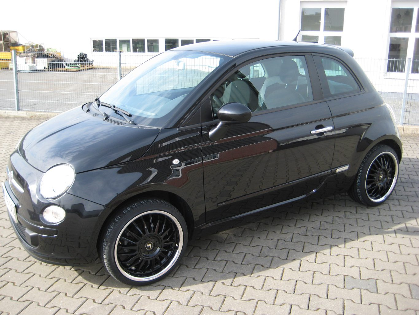 fiat 500 cc line best cars and bikes schmidt felgen. Black Bedroom Furniture Sets. Home Design Ideas