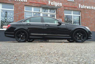 Best Cars Bikes Gmbh Mercedes Benz C Klasse W204 Konkave Felgen Xs5