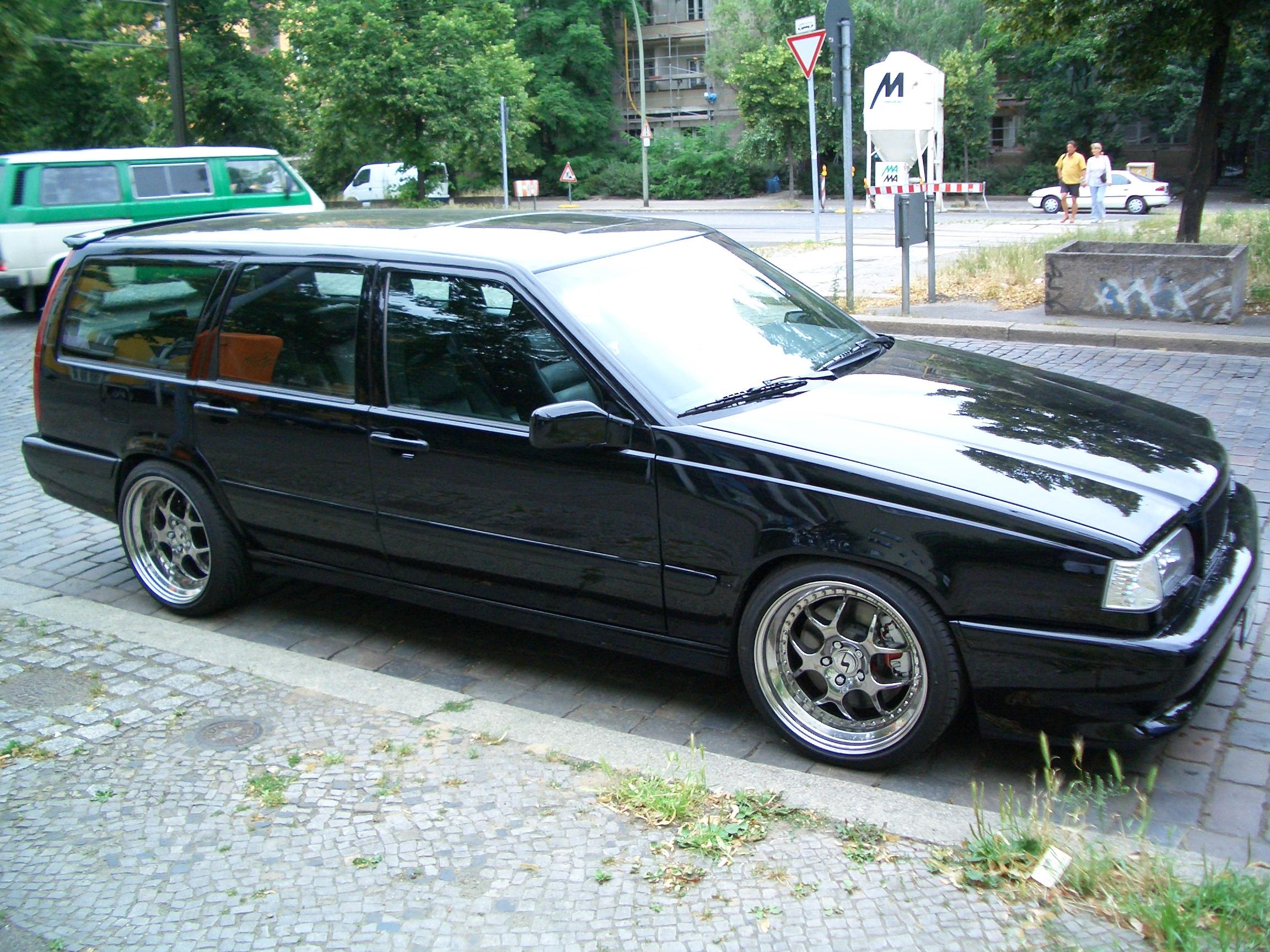 volvo 850 vn line custom car pro schmidt felgen. Black Bedroom Furniture Sets. Home Design Ideas