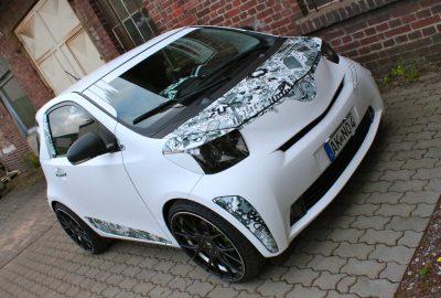Madwoerx Conceptcars Toyota Iq Gambit