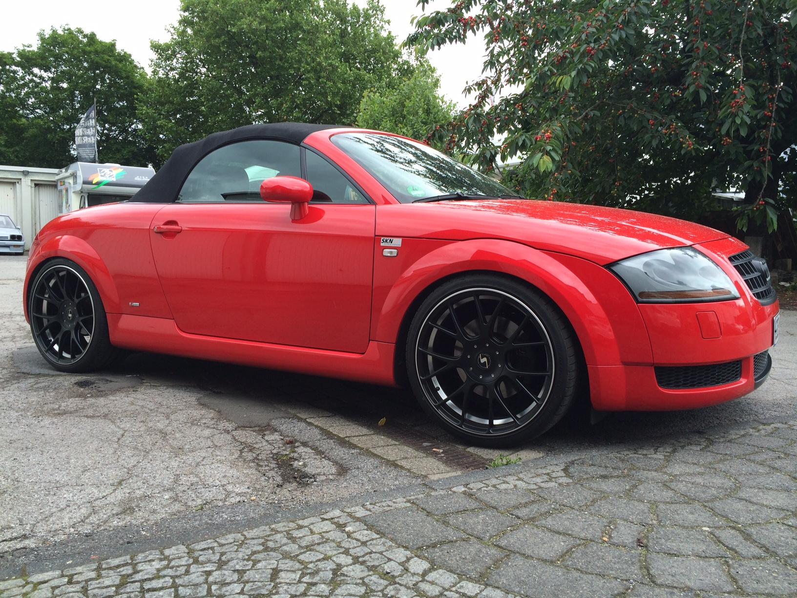 Audi Tt Gambit Ml Mobile Schmidt Felgen
