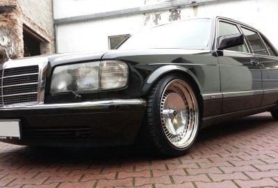Radeisen Motorsport Gmbh Mercedes Benz S Klasse W126 Th Line