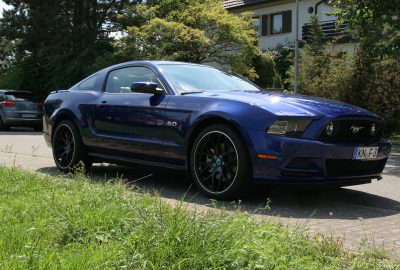 Tuning Concepts By M Goebelhoff Ford Mustang S197 Gambit