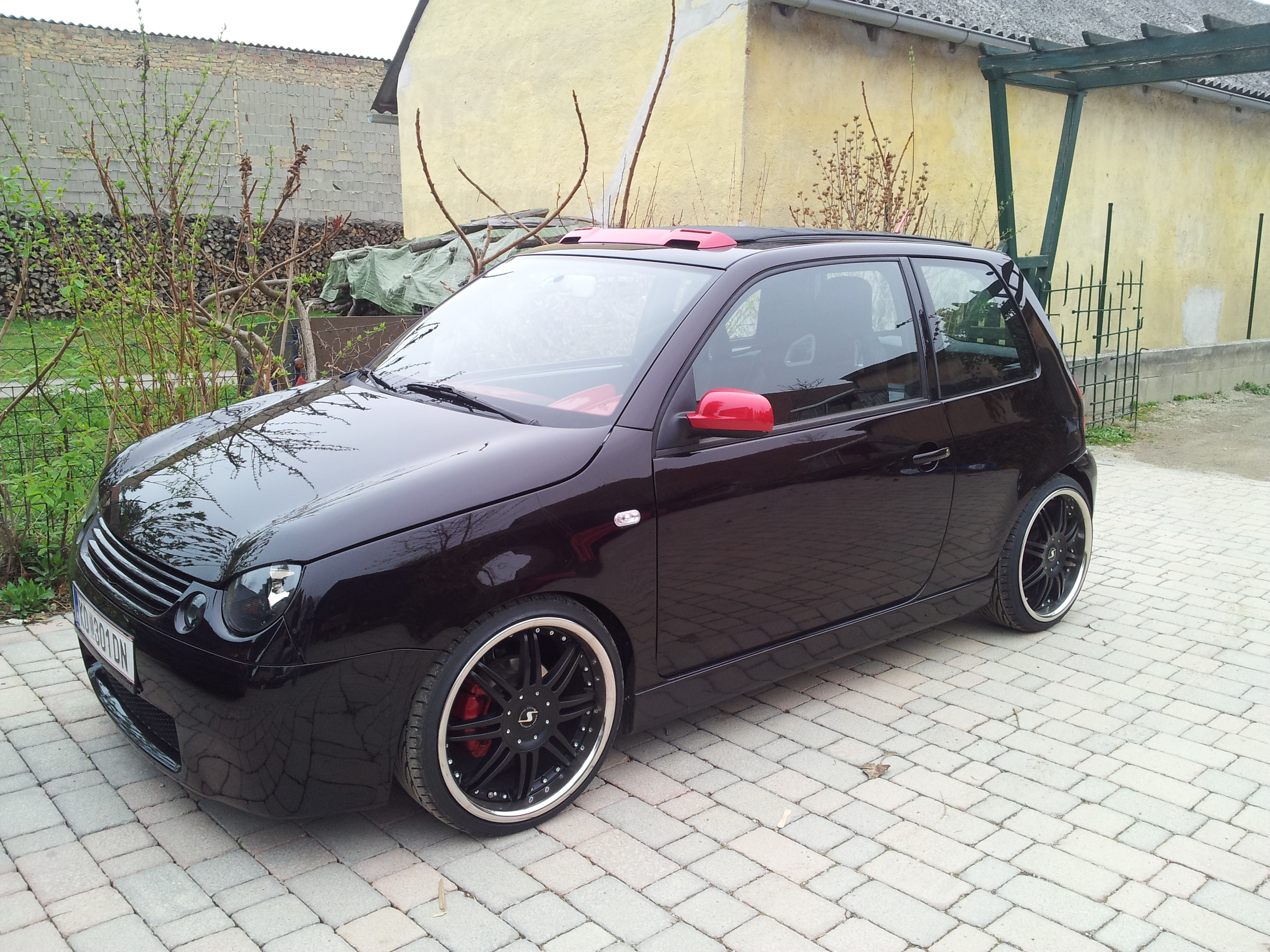 vw lupo phantom tuning concepts schmidt felgen. Black Bedroom Furniture Sets. Home Design Ideas