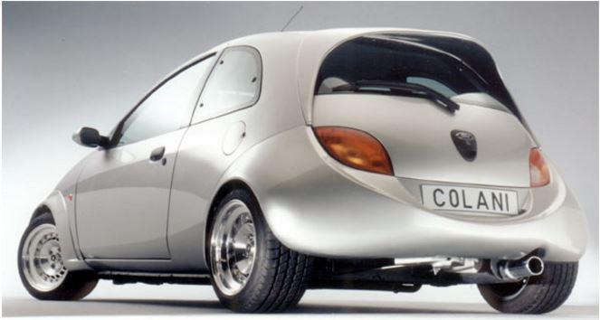 Ford Ka Colani