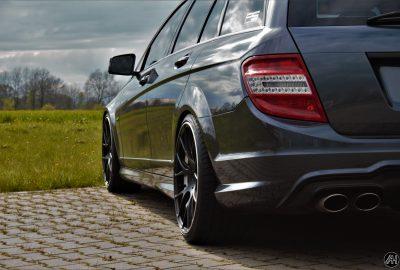 Ah Car Design Mercedes Benz C Klasse W204 Gambit