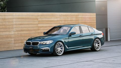 BMW 5er G30 Gambit Schmidt Alufelgen