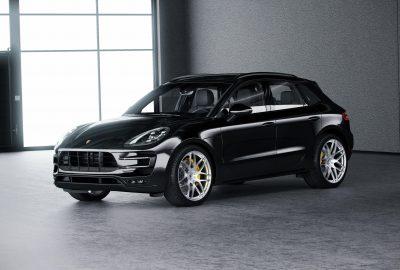 Porsche Macan Gambit Schmidt Alufelgen