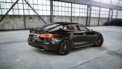 """Tesla Model S Shift Tunerfelgen 22"""""""