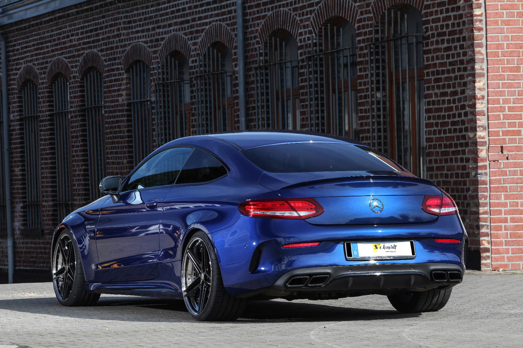 Mercedes c63 amg c klasse coupe by best cars and bikes for Mercedes benz best car