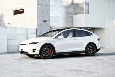Tesla Model X Alufelgen by Schmidt Revolution