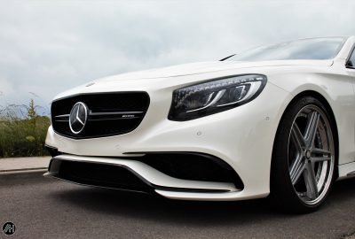 Ah Car Design Mercedes Benz Amg S Coupecabrio W217 Fs Line