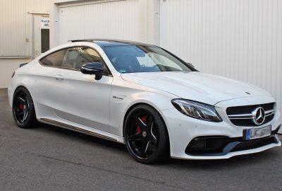 Bw Exclusives Autozubehoer Mit Fahrzeugumbau Gmbh Mercedes Benz Amg C63 Biturbo Konkave Felgen Xs5