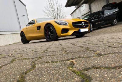 Tuning Concepts By M Goebelhoff Mercedes Benz Amg Gt Klasse Drago Felgen