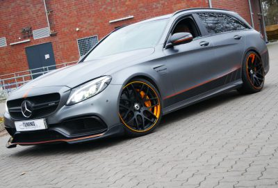 Tuning Concepts By M Goebelhoff Mercedes Benz Amg C63 Biturbo Gambit