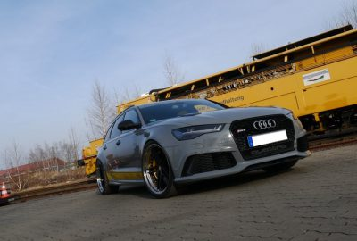 Tuning Concepts By M Goebelhoff Audi Rs6 Typ 4gc7 V8 Fs Line
