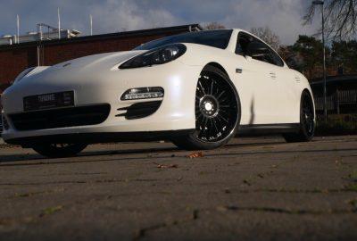 Tuning Concepts By M Goebelhoff Porsche Panamera 2 Cc Line