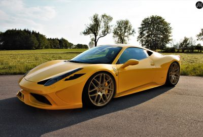 Ah Car Design Ferrari 458 Gambit