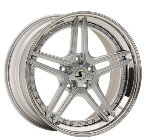 FS-Line Highgloss Silber