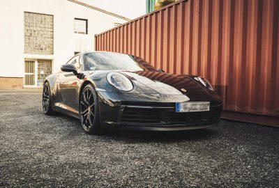 Streetec Gmbh Porsche 911 Typ 992 Drago Felgen